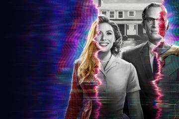 Wandavision S01 Poster