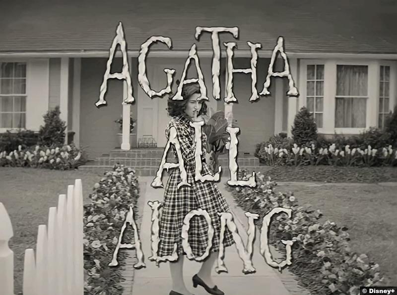 Wandavision S01e07 Agatha All Along