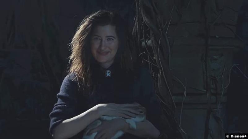 Wandavision S01e07 Kathryn Hahn as Agatha Harkness
