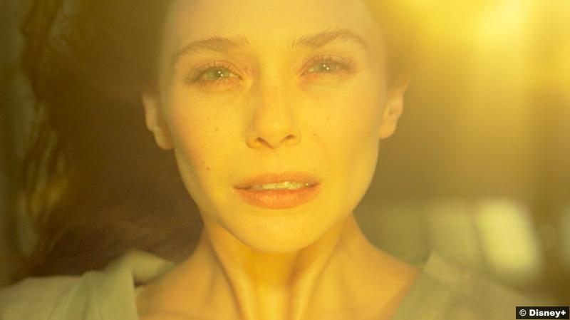 Wandavision S01e08 Elizabeth Olsen as Wanda Maximoff aka Scarlet Witch
