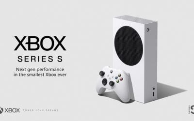Xbox Series S Console Poster