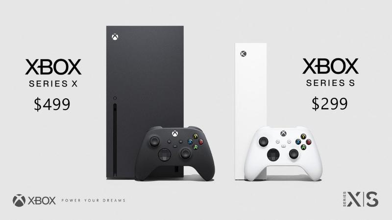 Xbox Series X S Console Comparison
