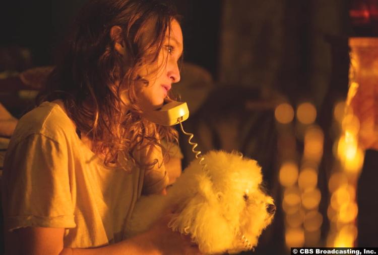 Clarice S01e01 Marnee Carpenter as Catherine Martin
