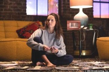 Clarice S01e01 Rebecca Breeds as Clarice Starling