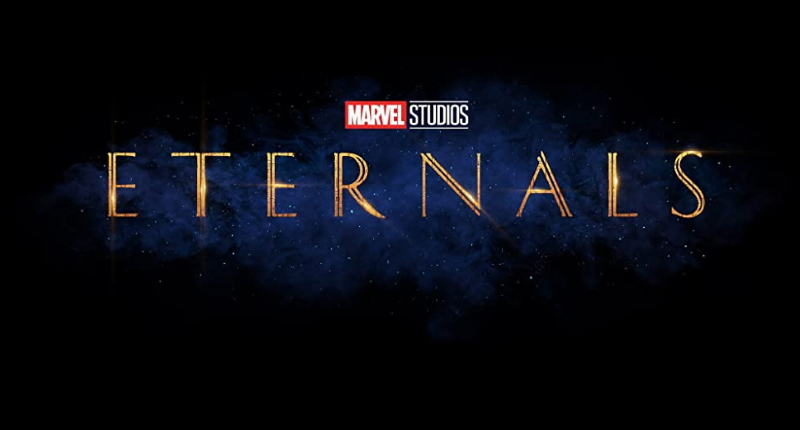 Eternals Movie Logo
