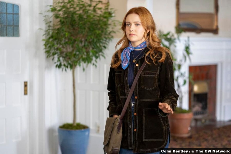 Nancy Drew S02e07 Kennedy McMann