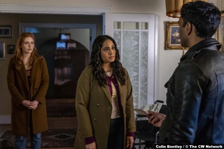 S02E09 Kennedy McMann, Aadila Dosani and Praneet Akilla as Nancy, Amanda and Gil Bobbsey