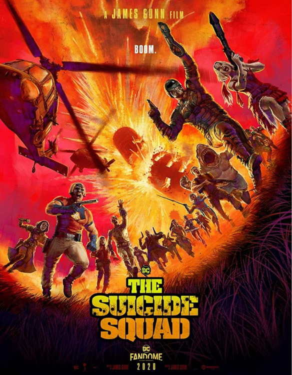 New Suicide Squad Poster 2