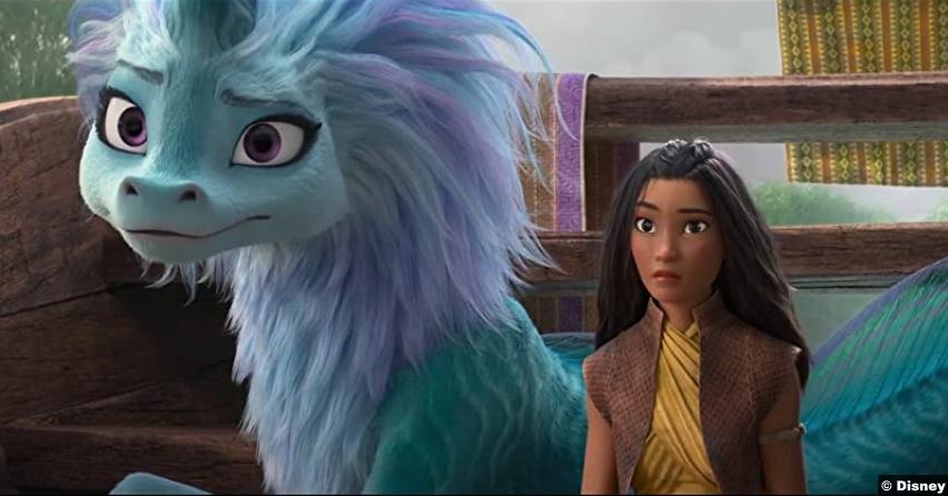 Sisu and Raya