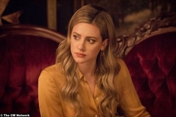 Riverdale S05e08 Lili Reinhart as Betty Cooper