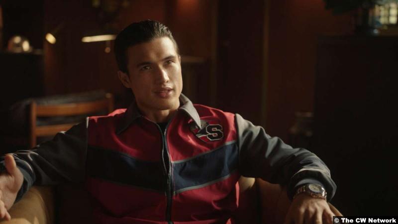 Riverdale S05e09 Charles Melton as Reggie Mantle