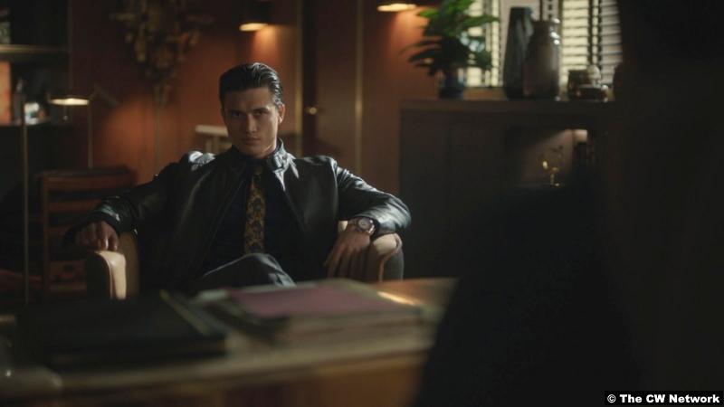 Riverdale S05e10 Charles Melton as Reggie Mantle
