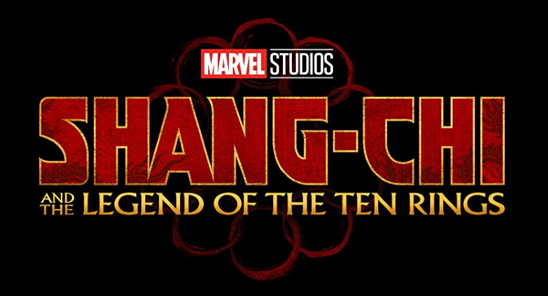 Shang Chi Movie Logo