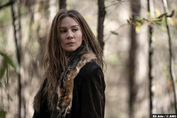 The Walking Dead S10e18 Lynn Collins as Leah