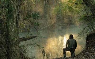 The Walking Dead S10e18 Norman Reedus as Daryl Dixon