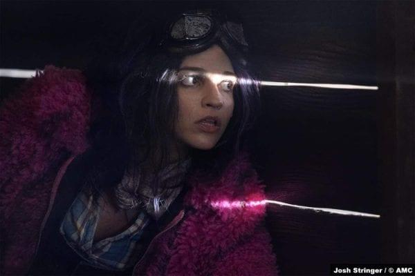 The Walking Dead S10e20 Paola Lázaro as Juanita Sanchez aka Princess
