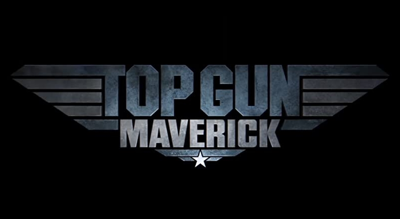 Top Gun Maverick Movie Logo