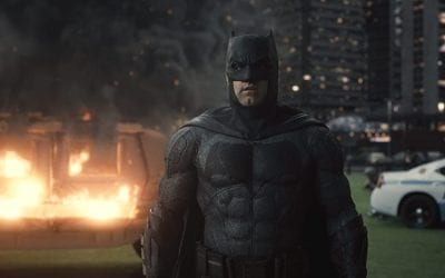 Zack Synder's Justice League Ben Affleck as Batman