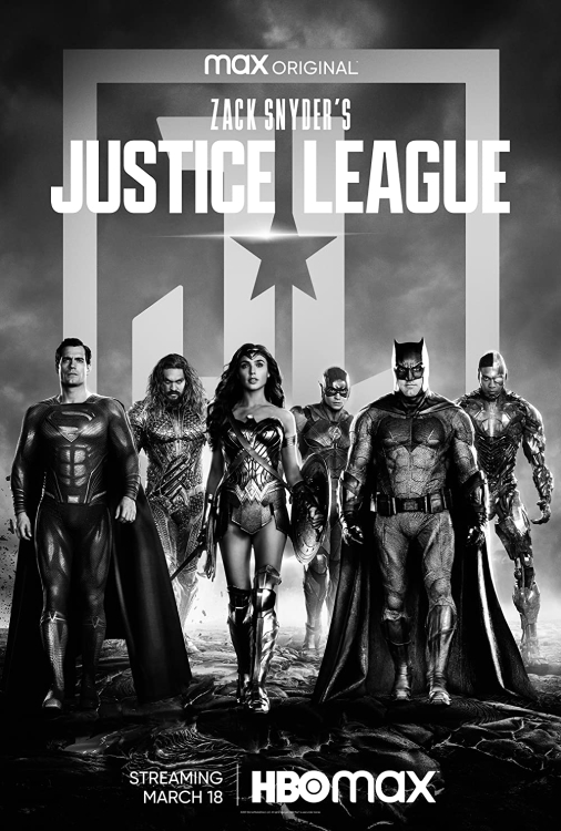 Zack Synder's Justice League Poster