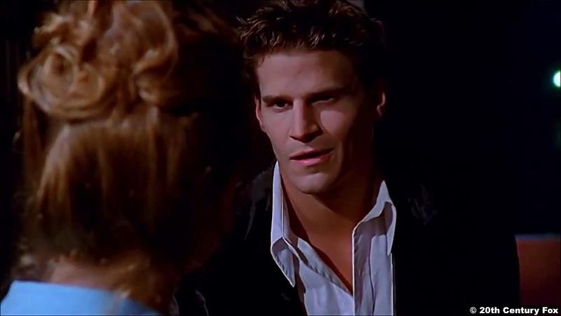 Buffy The Vampire Slayer S01e07 David Boreanaz as Angel