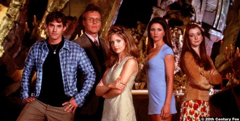 Buffy The Vampire Slayer Season 1 Cast