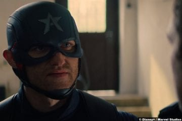 The Falcon and the Winter Soldier S01e04 Wyatt Russell as Captain America