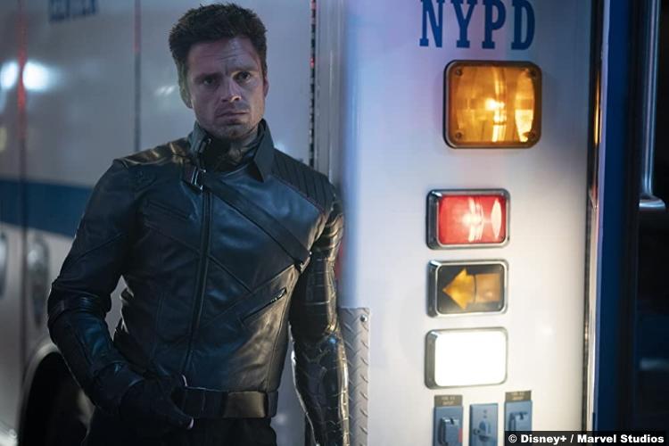The Falcon and the Winter Soldier S01e06 Sebastian Stan as Bucky Barnes