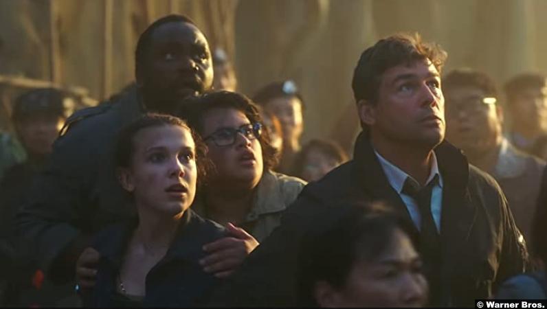 Godzilla vs. Kong Brian Tyree Henry Julian Dennison Millie Bobby Brown Kyle Chandler