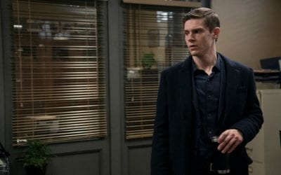 Mare Of Easttown S01e02 Evan Peters as Detective Colin Zabel