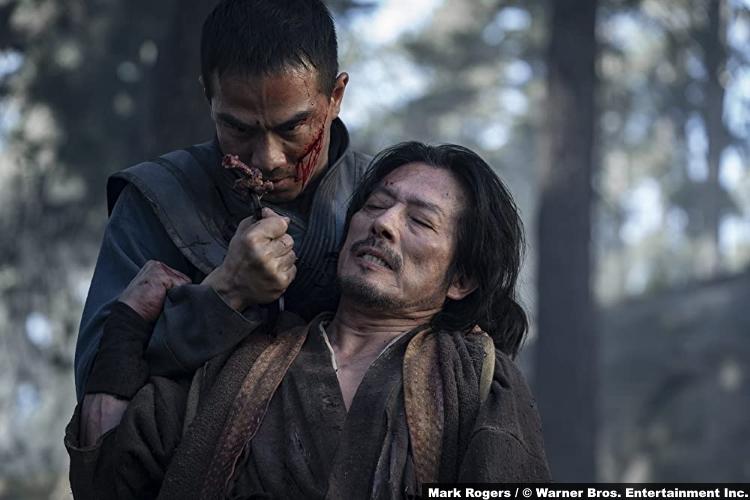 Mortal Kombat Joe Taslim and Hiroyuki Sanada as Bi-Han and Hanzo Hasashi