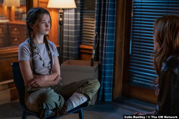 Nancy Drew S02e13 Alison Thornton as Birdie
