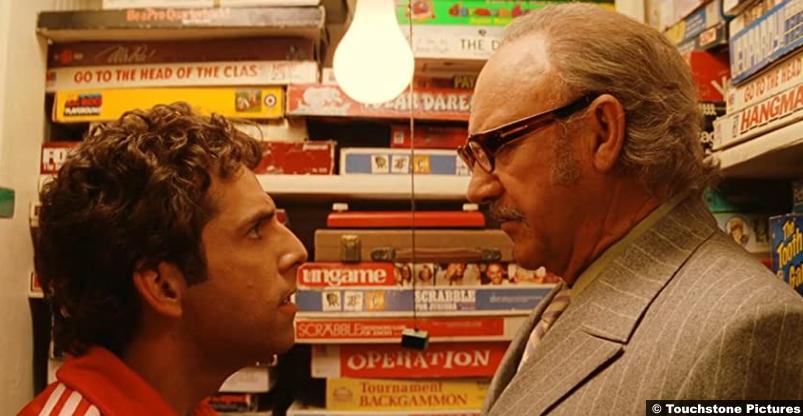 Royal Tenenbaums Ben Stiller and Gene Hackman