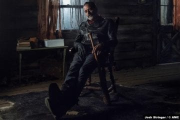 The Walking Dead S10e22 Jeffrey Dean Morgan as Negan
