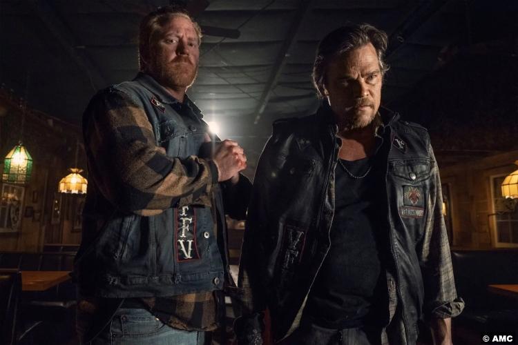 The Walking Dead S10e22 Rodney Rowland as Baxter