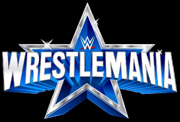 WWE Wrestlemania 38 Logo