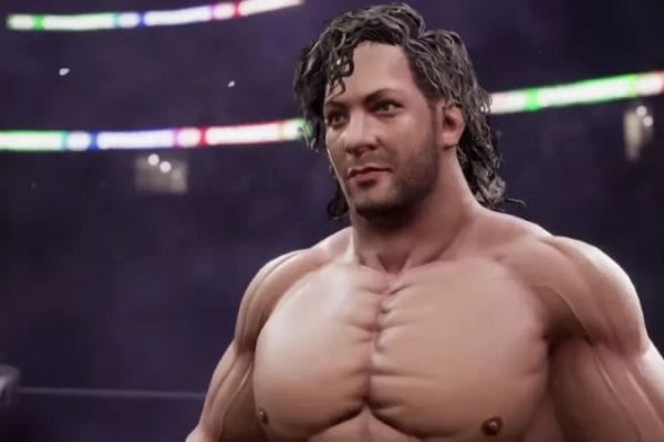 AEW Video Game: Kenny Omega