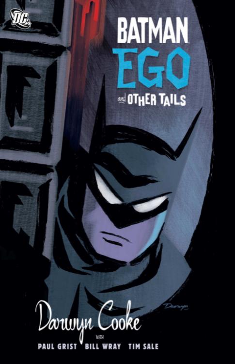 Batman Ego Cover