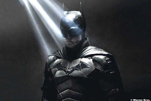 Batman: Robert Pattinson