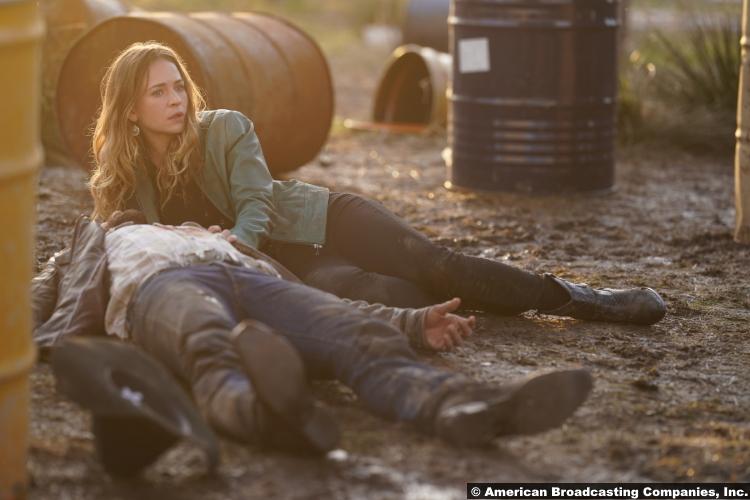 Big Sky S01e15: Britt Robinson as Cheyenne Kleinsasser