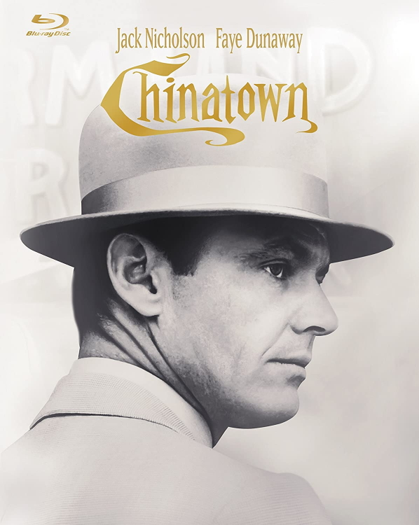 Chinatown DVD Cover