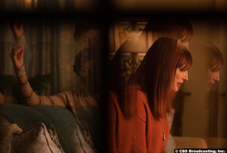 Clarice S01e09: Jen Richards as Julia Lawson