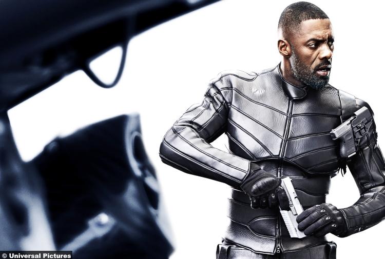 Hobbs And Shaw: Idris Elba