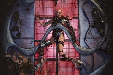Lady Gaga: Chromatica Album Cover