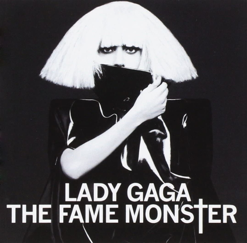 Lady Gaga The Fame Monster Album Cover