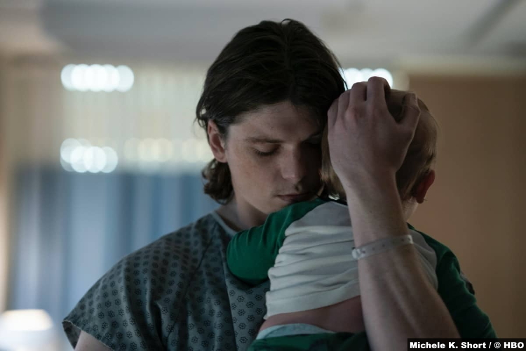 Mare Of Easttown S01e04: Jack Mulhern as Dylan Hinchey