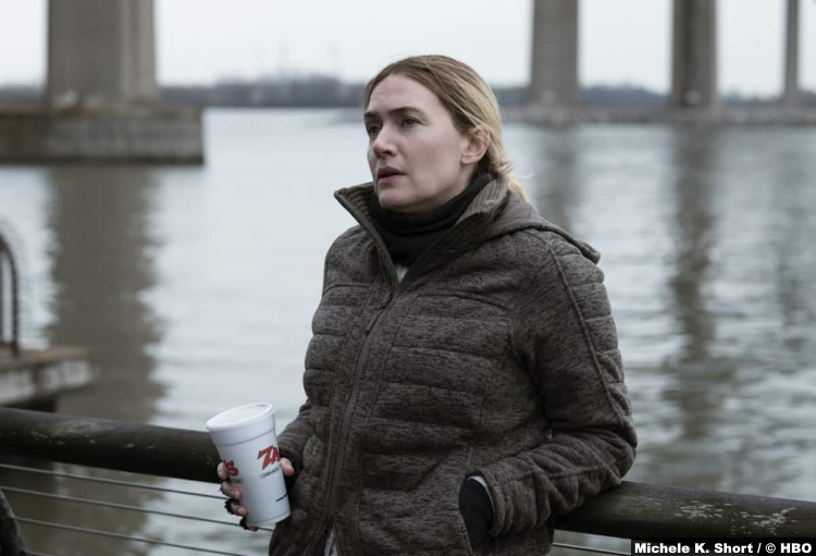 Mare Of Easttown S01e05: Kate Winslet as Mare Sheehan