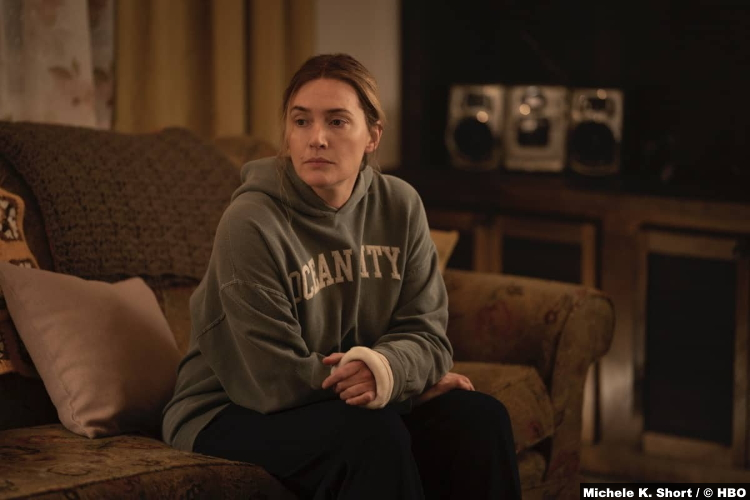 Mare Of Easttown S01e06: Kate Winslet as Mare Sheehan