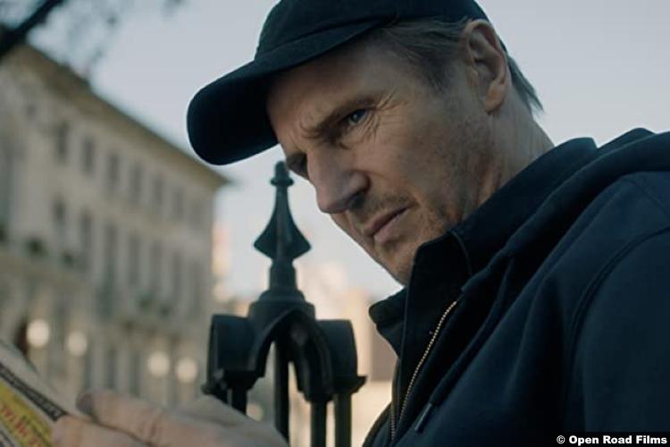 The Honest Thief: Liam Neeson