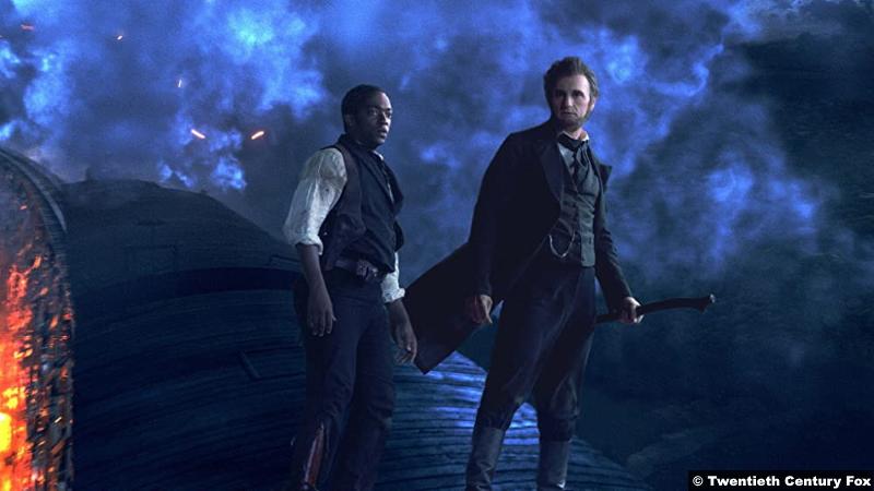 Abraham Lincoln: Vampire Hunter - Anthony Mackie and Benjamin Walker