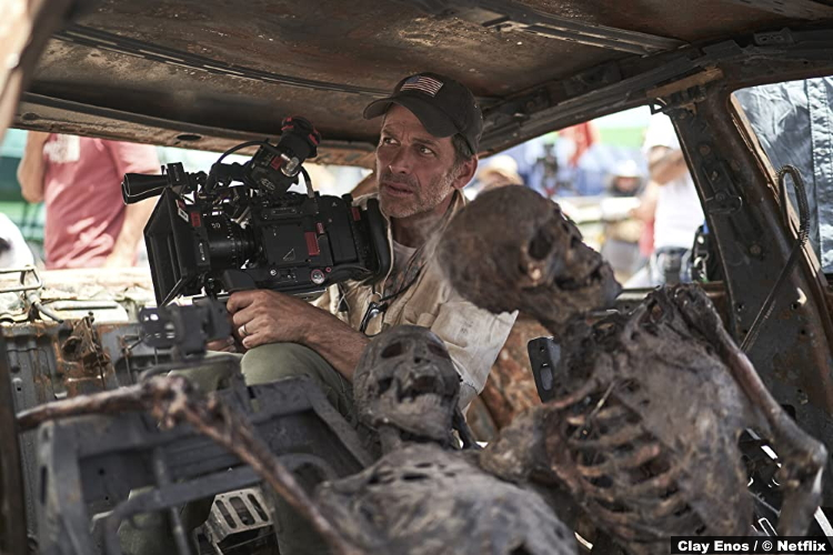 Army of the Dead: Zack Snyder
